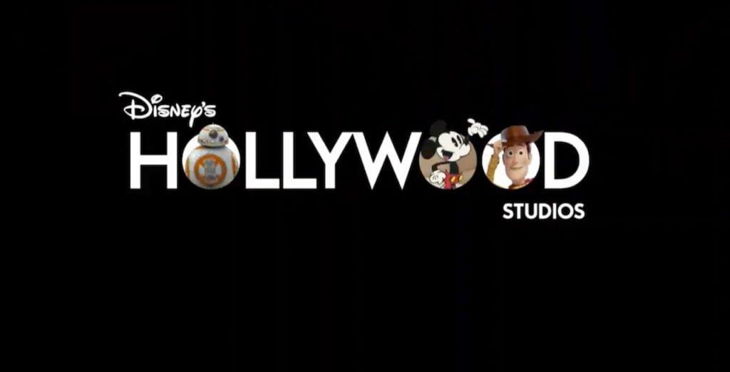 Neues Logo für Disney's Hollywood Studios
