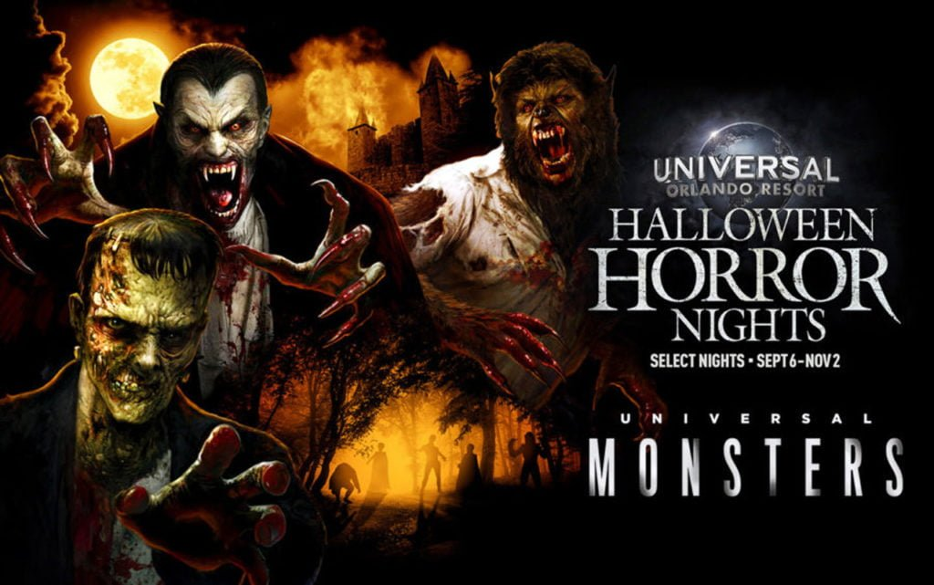 Halloween Horror Nights 2019 Spukhaus