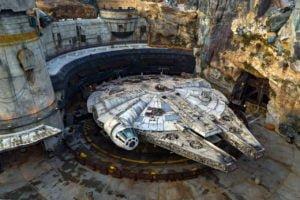 Star Wars Galaxys Edge Millenium Falcon 2 - Welcher Freizeitpark ist der richtige für mich?