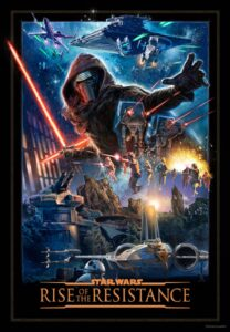 Endlich! Star Wars: Galaxy's Edge wird eröffnet und empfängt Gäste aus allen Galaxien