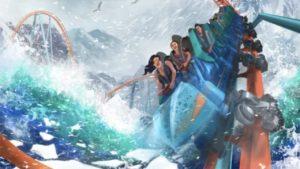 Seaworld Orlando Ice Breaker