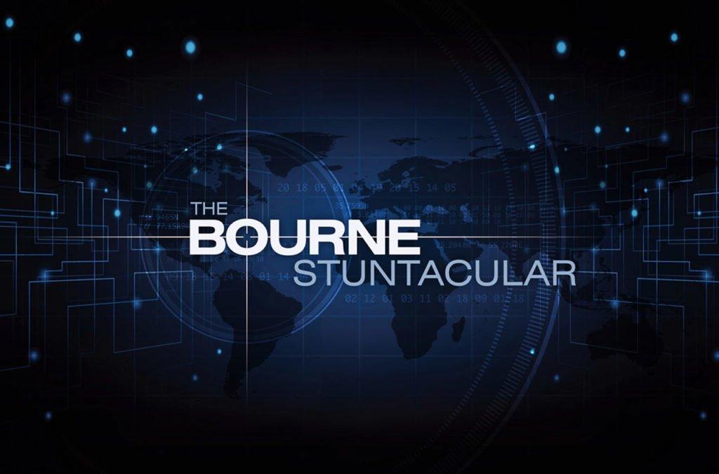 The Bourne Stuntacular - Neue Stunt-Show in Orlando