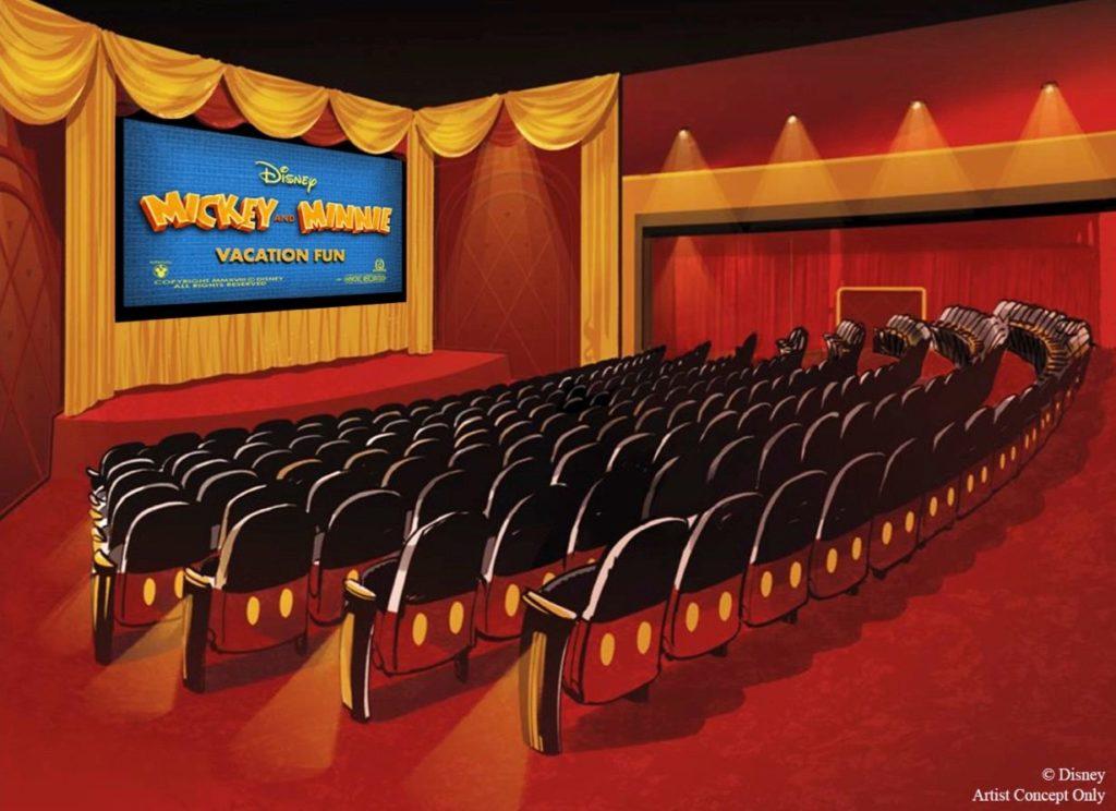Mickey Shorts Theater in Disney's Hollywood Studios