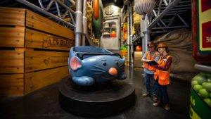 Remys Ratatouille Adventure Baustelle