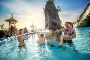 The Reef Pool Universals Volcano Bay
