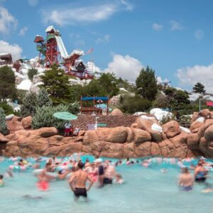 Disneys Blizzard Beach Wasserpark