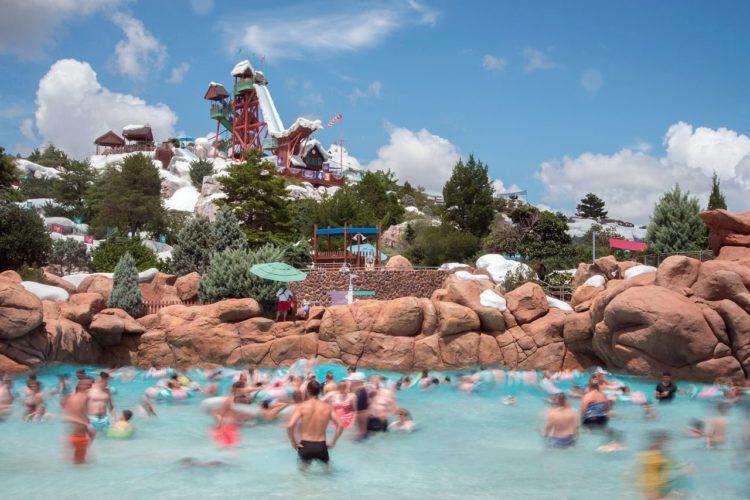 Disneys Blizzard Beach Wasserpark