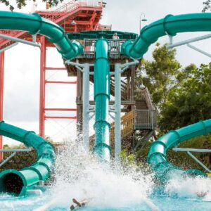 Moccosan Adventure Island Tampa