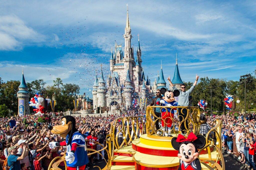 I'm going to Disney World! Deshalb sagen die Spieler das