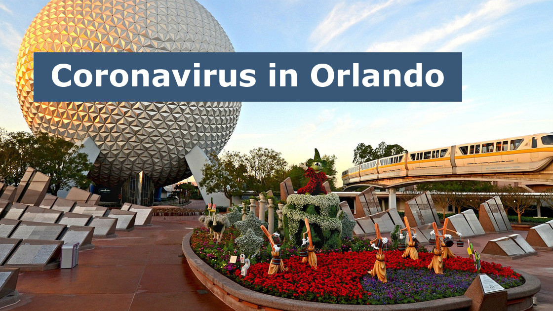 Corona-Virus in Orlando: Disney, Universal und Co. News