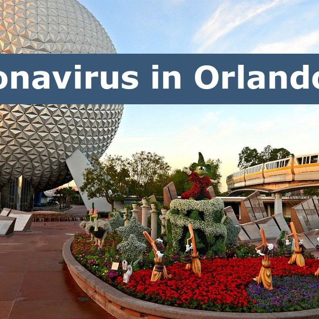 Corona-Virus in Orlando: Disney, Universal und Co. News