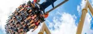 Busch Gardens Tampa Bay Rollercoasters Montu