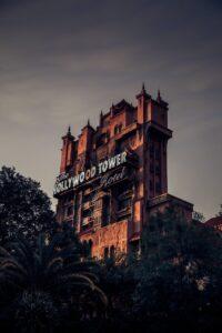 Tower of Terror in Disney's Hollywood Studios