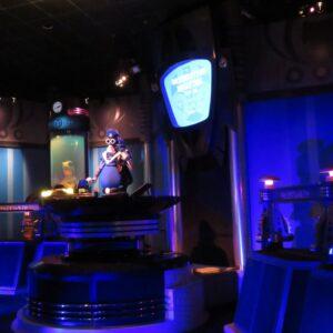 Damals, als Stitch's Great Escape noch für kurze Schreckmomente sorgte (2014): Pre-Show