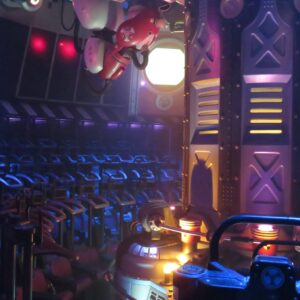 Damals, als Stitch's Great Escape noch für kurze Schreckmomente sorgte (2014): Attraktion