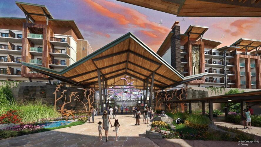 Neues DVC-Resort: Reflections – A Disney Lakeside Lodge