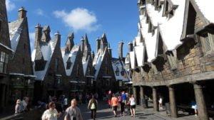 Traum für Potter-Fans: Durch Hogsmead schlendern