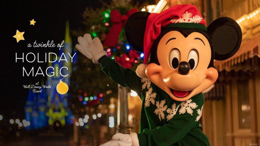 Weihnachten 2020 im Walt Disney World Resort