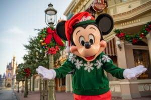 Weihnachten in Orlandos Freizeitparks: Feiern bei Disney