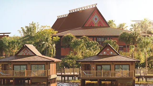 Erneuerung mit Moana / Vaiana: Disney's Polynesian Village Resort wird umgebaut