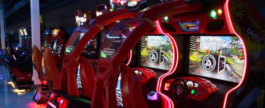 Dezerland Orlando Arcade