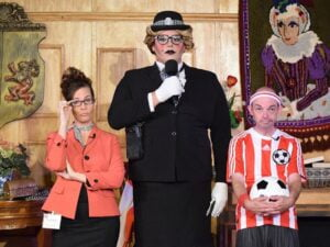 Sleuths Mystery Dinner Shows