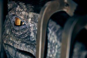 Eröffnungsdatum für Jurassic World VelociCoaster: Velociraptor Animatronic