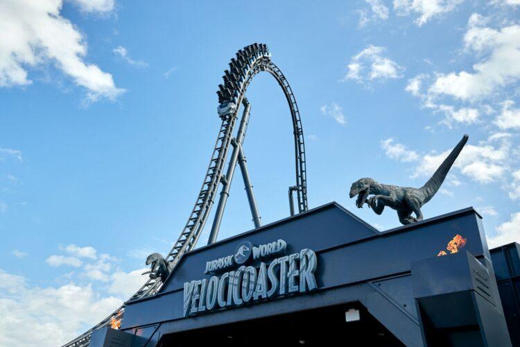Eröffnungsdatum für Jurassic World VelociCoaster