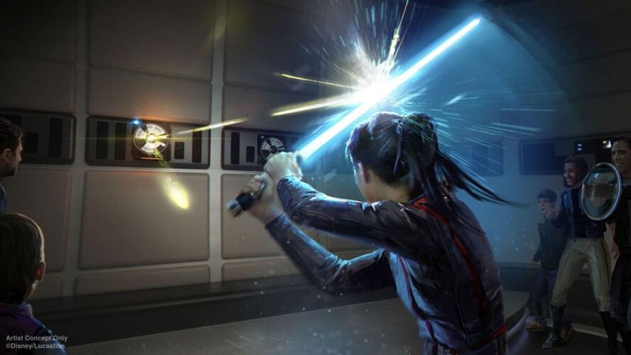 Star Wars: Galactic Starcruiser öffnet in 2022