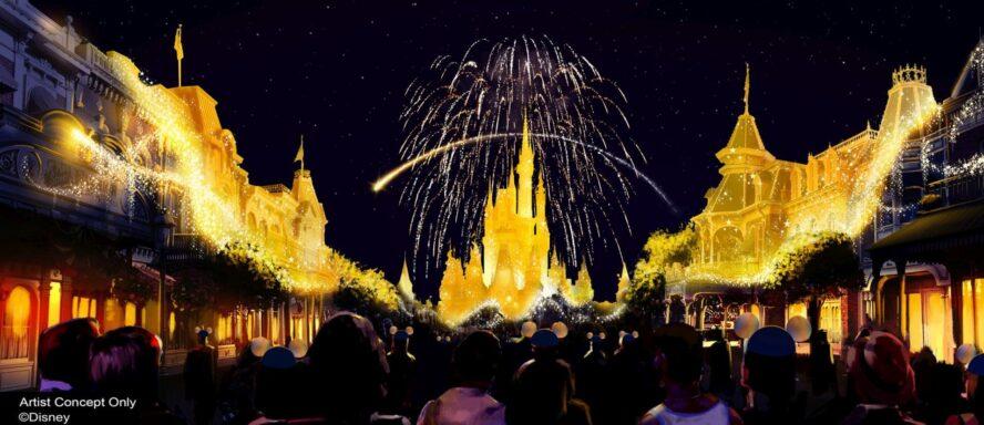 """Disney Enchantment"" Eevnt im Magic Kingdom"