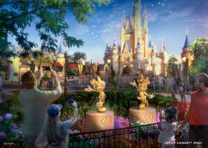 50 Jahre Walt Disney World: Disneys Fab 50 Statuen