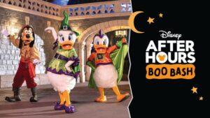 Disney Halloween 2021