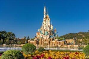 Castle of Magical Dreams im Hong Kong Disneyland