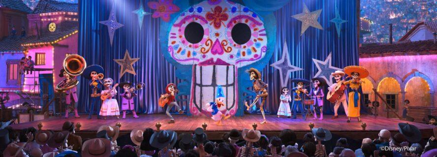 Mickey's PhilharMagic kriegt ein COCO-Update