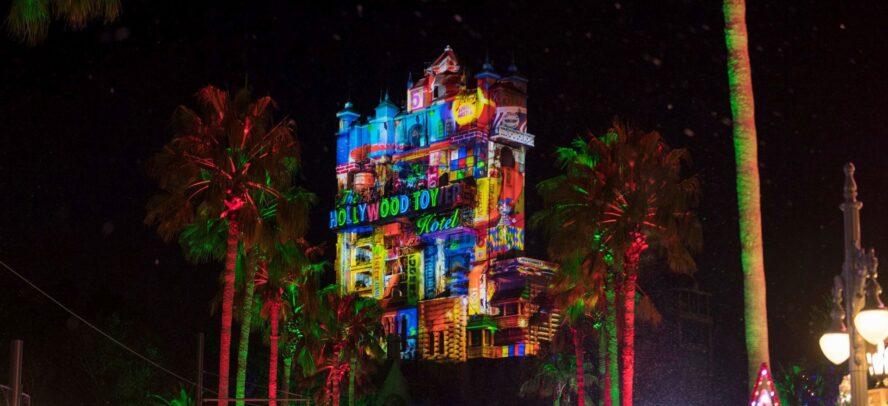 Weihnachten 2021 Disney's Hollywood Studios