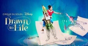 Cirque du Soleil: Drawn to Life