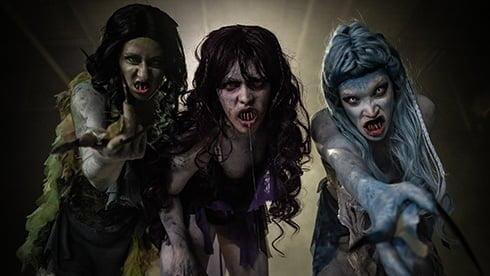 Sirens' Song Show - Howl-o-Scream SeaWorld Orlando 2021