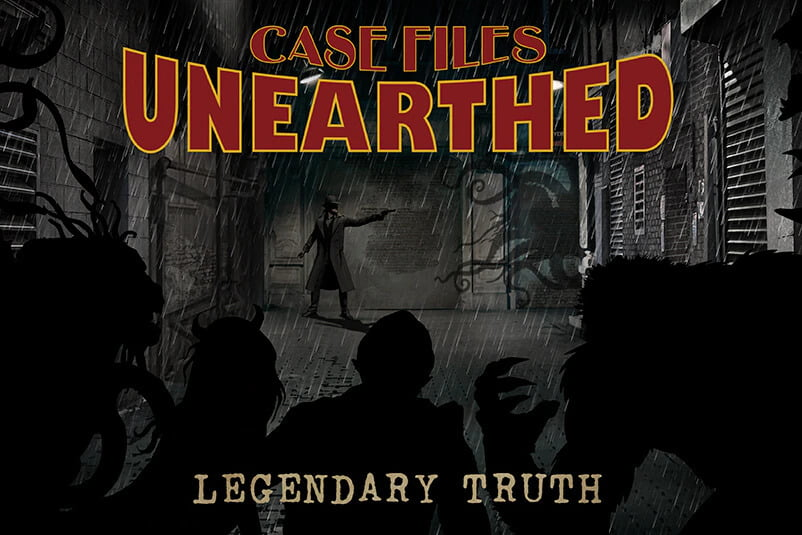 Case Files Unearthed - Haunted Haus - Halloween Horror Nights 2021