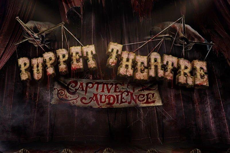 The Puppet Theatre - Haunted Haus - Halloween Horror Nights 2021