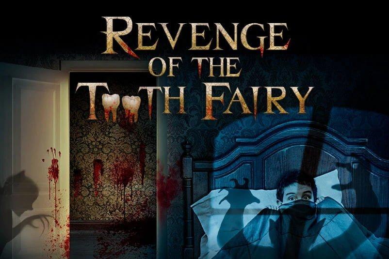 Revenge of The Tooth Fairy - Haunted Haus - Halloween Horror Nights 2021