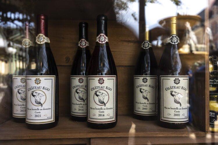 EPCOT France Wein
