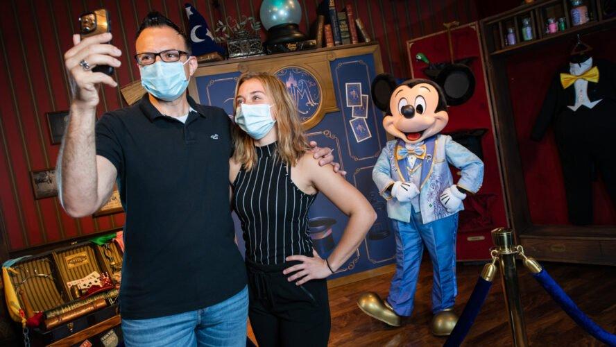 Walt Disney World Meet & Greets kehren zurück