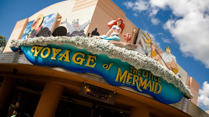 Voyage of The Little Mermaid Show